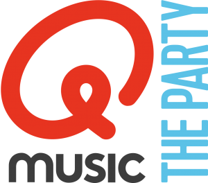 Logo Qmusic the Party